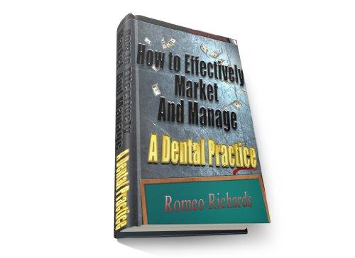 How Market Manage Dental Practice ebook product image