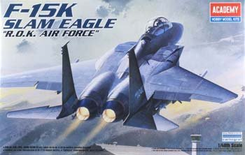"Academy F-15K Slam Eagle ""R.O.K. Air Force"""
