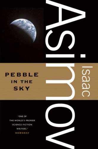 Book cover for Pebble in the Sky