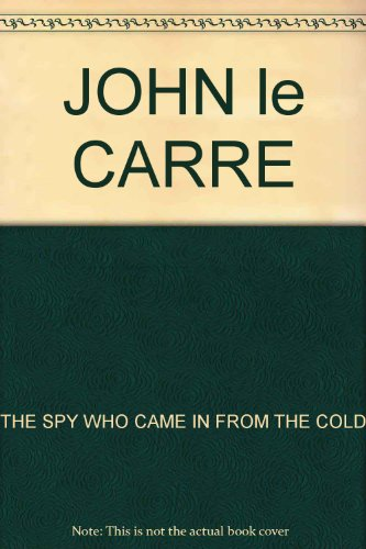 JOHN le CARRE -