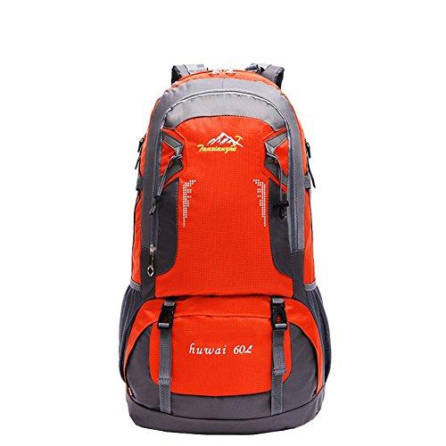 e982c2adc Unisex nbyd grande 60L ligero resistente al agua mochila de viaje mochila  de senderismo