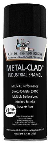 metal-clad-semi-gloss-black-industrial-enamel-aerosol-1075-oz-case-of-12