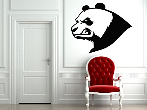 Wall Stickers Decals Sticker Decal Home Decor Murals Art Sport Animal Kung Fu Panda (002p)