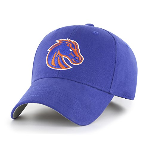 Gear Broncos State Boise (OTS NCAA Boise State Broncos Children Cinch All-Star MVP Adjustable Hat, Toddler, Royal)