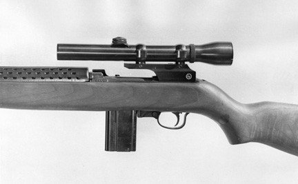 M1 Carbine Scope Mount (Best Scope Mount For M1 Garand)