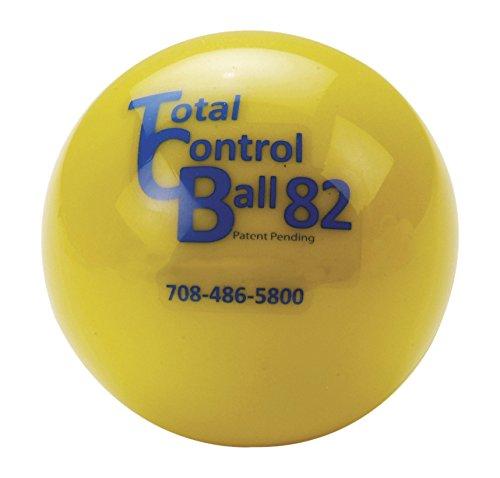 Athletic Spezialitäten Total Control Ball 8,1cm Durchmesser 14,9oz 3Stück 1cm Durchmesser 14 9oz 3Stück Athletic Specialties Inc