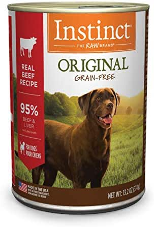 Dog Food: Instinct Original