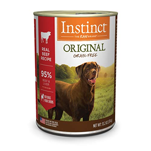 Instinct Original Grain Free Real Beef Recipe...
