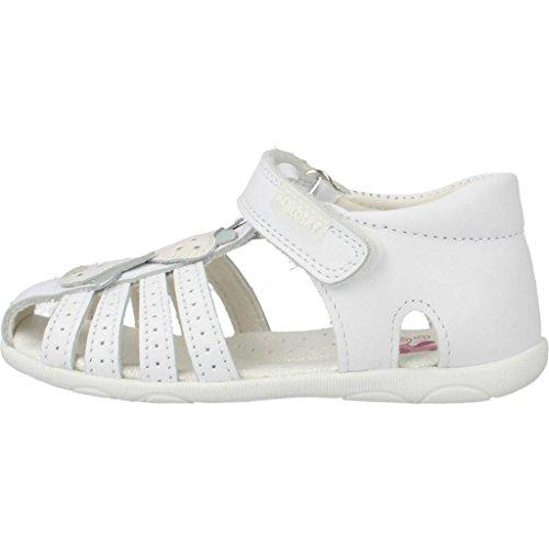 Sandalias y chanclas para ni�a, color Blanco , marca PABLOSKY, modelo Sandalias Y Chanclas Para Ni�a PABLOSKY GRAFITO Blanco Blanco