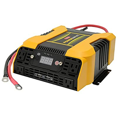 PowerDrive PD2000 2000W Power with Bluetooth Inverter: Automotive