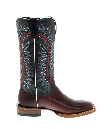 Red Fashion Elite Texaco FB Uomo western Stivali BootsRentless amp; Fw8qS6g