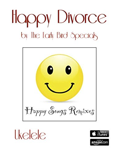 Happy Divorce: Ukelele Sheet Music