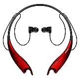 Mpow Jaws Gen-3 Bluetooth Headphones Wireless Neckband Headphones w/ 13 Hours Playtime & CVC 6.0 Noise Cancelling Mic, Wireless Neckband Headset w/Call Vibrate Alert, Bluetooth Magnetic Earphones.
