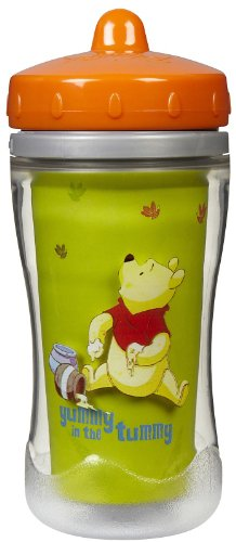 Playtex Disney Insulator Spout Cup - Tigger and Pooh - 9 oz