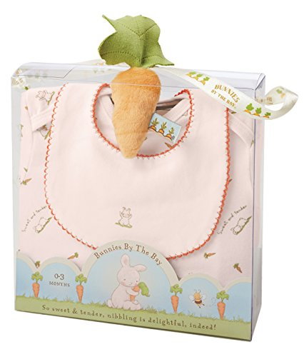 Snuggly Bunny (Bunnies By The Bay Sweet Bunny Bunsie Set,)