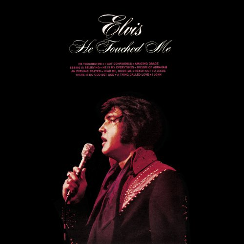 CD : Elvis Presley - He Touched Me (CD)