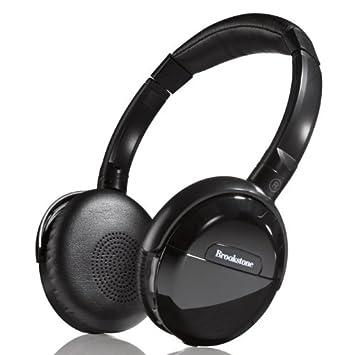 673eabc5c38 Brookstone Bluetooth Stereo Headphone: Amazon.ca: Electronics