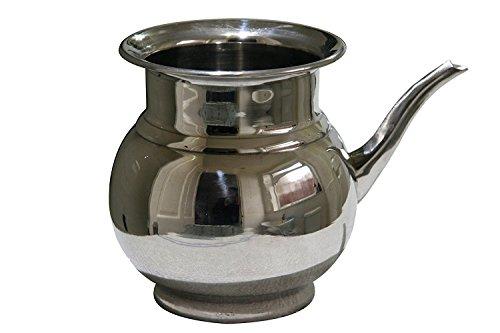 Metal Steel Lota / Bodna / Toilet Wash Jug - Buy Online in Kuwait