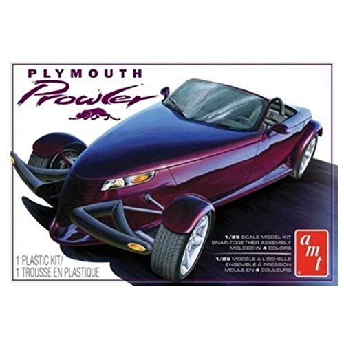 (AMT Plymouth Prowler Snap Together Model Kit)