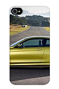 Illumineizl Shock-dirt Proof 2014 Bmw M4 Coupe Case Cover Design For Iphone 4/4s - Best Lovers' Gifts