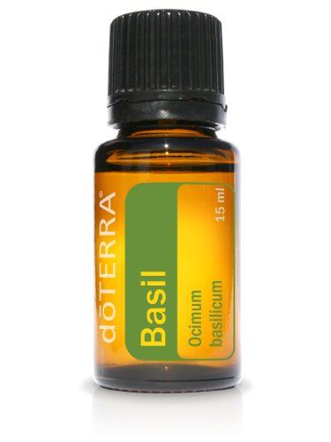 doTERRA Basil Essential Oil 15 ml