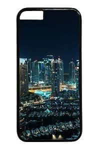 Amazing Dubai Marina Custom iphone 6 plus 5.5 inch Case Cover Polycarbonate Black by runtopwell