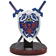 Video Game Shield and Sword Letter Opener Table Top Set