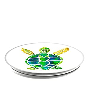 PopSockets: Collapsible Grip and Stand for Phones and Tablets - Turtle Love