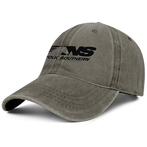 YJRTISF Cowboy Dad Hat Sun Cap for Men (Hat Norfolk Southern)