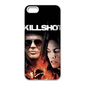 Killshot High Resolution Poster iPhone 5 5S Cell Phone Case White Cell Phone Case Cover EEECBCAAK73185