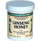 Ginseng Honey YS Eco Bee Farms 11 Ounce