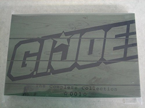 Limited Edition Herbs - GI Joe The Complete Collection Vol 1 Red Label Ltd Edition Signed Herb Trimpe