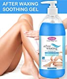 Luster After Waxing Soothing Gel - Instant Skin Relaxing Formula, 500 Ml
