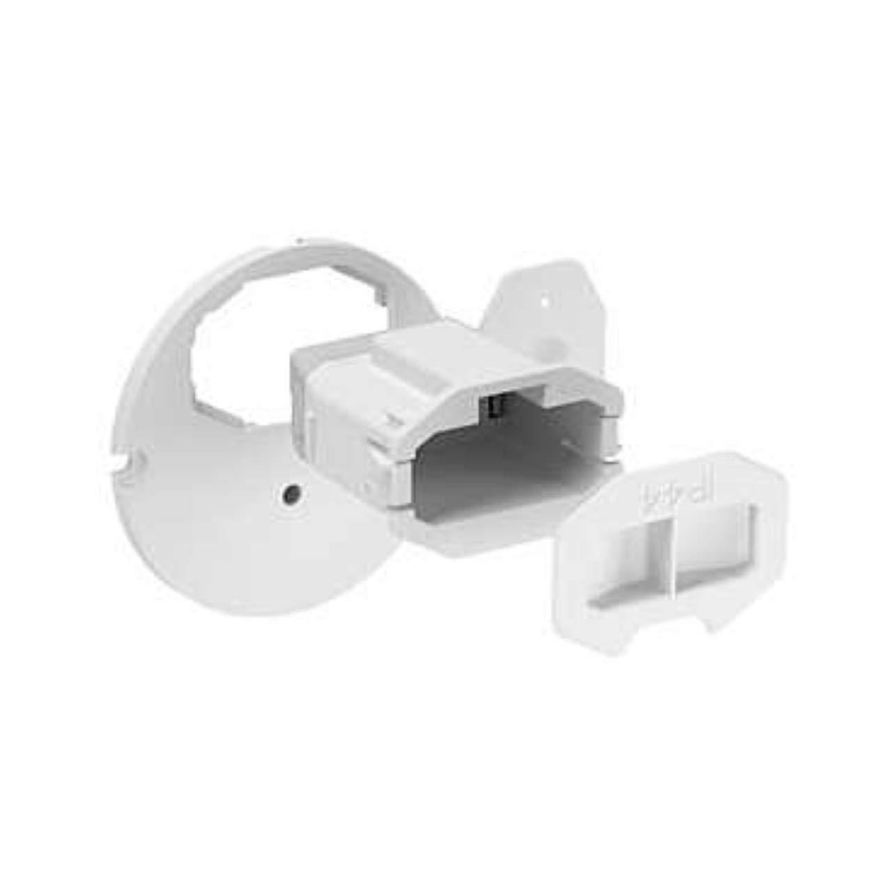 couvercle et connecteur dcl schneider electric alb71910 pour boites appliques