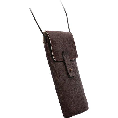 Krusell Tumba 5XL Leather Universal Case w/ Belt Loops: i...