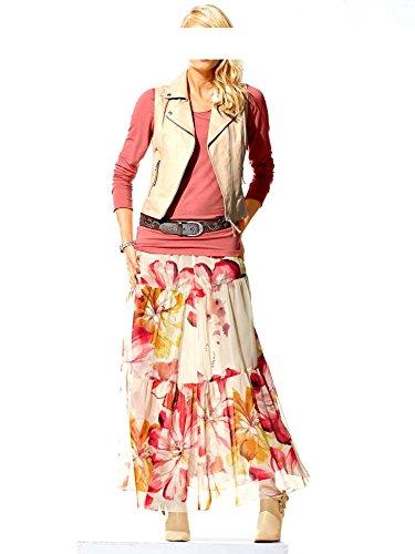 RICK CARDONA - Falda - Opaco - para mujer Multicolor