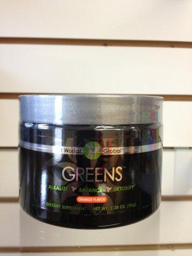 It Works Greens (Orange Flavor)