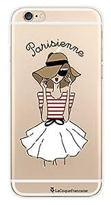 El carcasa francés con parisina manga Sombrero para Apple iPhone 6