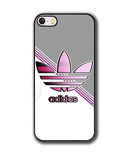 Apple iPhone 5,iPhone 5S,iPhone SE Funda Case Cover Adidas Brand Logo Original Cool Antiscratch Funda Case para Mujer RODE-3