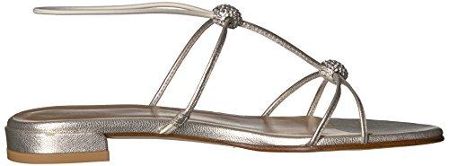 Weitzman Women Pearl Tweety Sandal Flat Stuart ZFYdTWwqYx