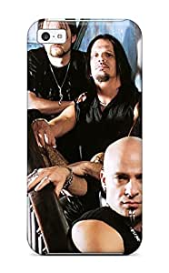 Premium Disturbed Back Cover Snap On Case For Iphone 5c