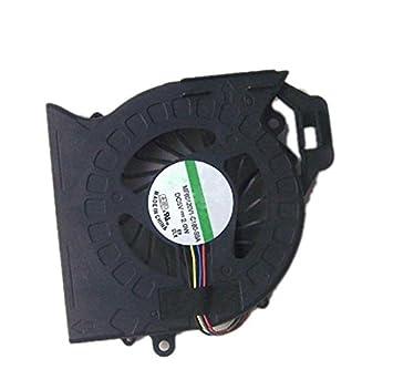 iParaAiluRy Nueva CPU del ordenador portátil ventilador de refrigeración para HP Pavilion dv6-6000 dv6t-6000 dv6z-6100 dv6-6b00 dv6-6c00 MF60120V1-C180-S9A: ...