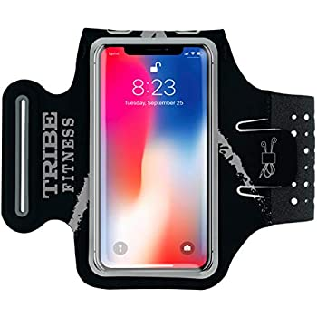 Amazon.com: TRIBE Water Resistant Cell Phone Armband Case ...