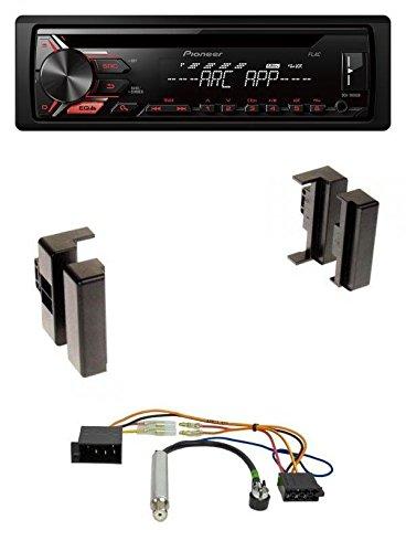 Pioneer DEH-1900UB CD 1DIN Aux MP3 USB Autoradio fü r Audi A4 B5 bis 99 A6 C4 bis 97 A8 D2 bis 99 caraudio24