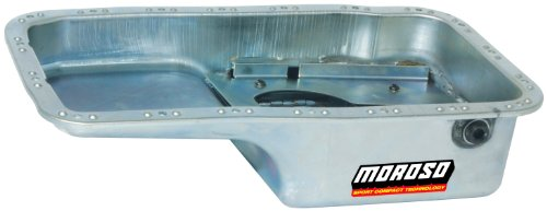 Moroso 20910 Oil Pan for Honda Engines (Honda Pan Moroso Oil)