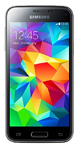 Samsung Galaxy S5 Mini G800H Unlocked Cellphone, International Version, 16GB, Black