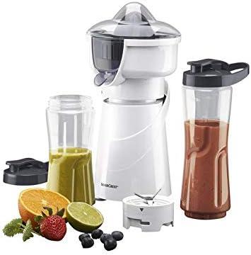 SILVERCREST® - Máquina para hacer smoothies con exprimidor de ...