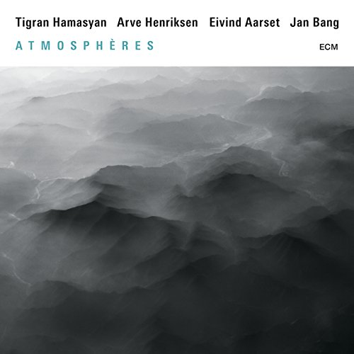 Atmospheres 2 CD Tigran Hamasyan product image