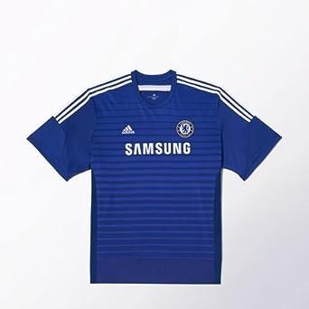 adidas Mens Chelsea Home Shirt 2014 15 Outsize 4XL  Amazon.co.uk ... 9eec80e39