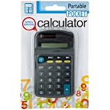 Bulk Buys Battery Operated Calculator (Set of 36)